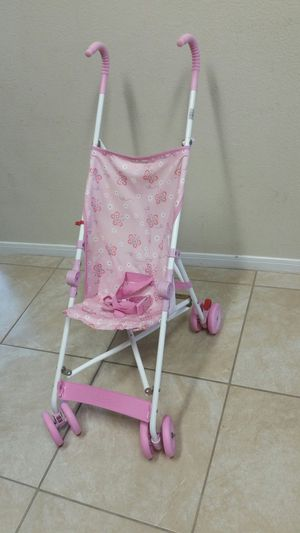 $7 stroller , carriola . for Sale in Humble, TX