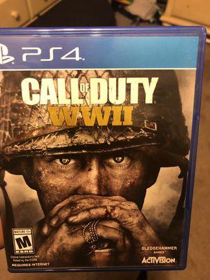 Call of duty ww2 for Sale in Crofton, MD