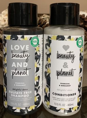 Love Beauty and Planet Shampoo and Conditioner for Sale in Paradise, NV