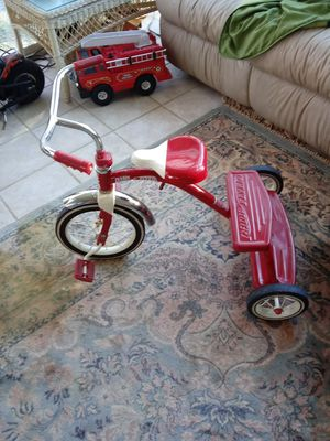 Vintage RAIDO flyer. Double deck tricycle. Like new condition 30 Bucks. for Sale in Greensboro, NC