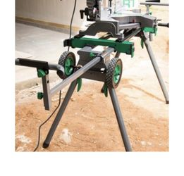 Metabo HPT (was Hitachi Power Tools) Steel Miter Saw Stand for Sale in Mount Rainier,  MD