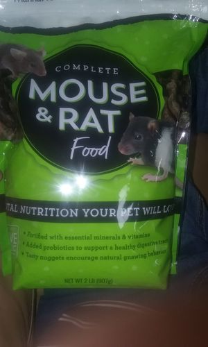 Rodent food for Sale in Swansea, SC