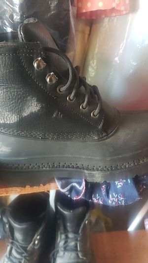 Steel toe boots for Sale in Hayward, CA