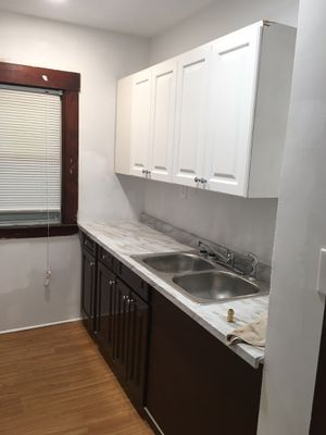 White kitchen cabinets Wall Mounted Cabinets for Sale in Boston, MA