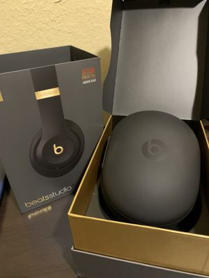 Beats by Dr. Dre - Beats Studio³ Wireless Noise Canceling Headphones for Sale in Irving, TX