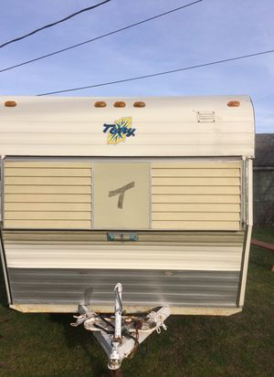 TERRY 19 ft. Trailer, Very Clean, his a awning, good tires$$2000.00 or OBO for Sale in Tacoma, WA