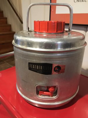 1960's Poloron Featherlite water cooler for Sale in Warrenville, IL