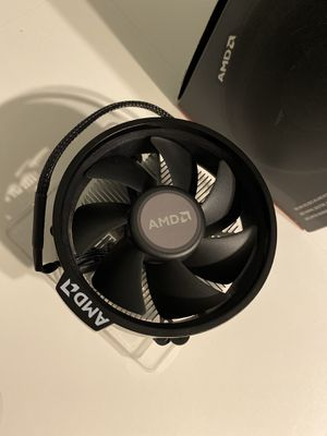 AMD CPU COOLER for Sale in Worcester, MA