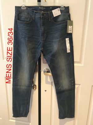 New Men's jeans 👖 Goodfellow & Co Size 36/34. (Nuevo). for Sale in Palmdale, CA