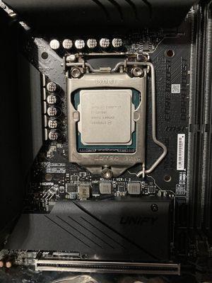 Intel CPU and MSI Motherboard combo for Sale in Santa Fe Springs, CA