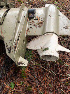 Motor as is (stinger motor) for Sale in Lynnwood, WA