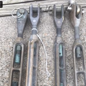 316ss Stainless Turnbuckles for Sale in League City, TX