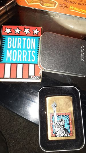 Zippo lighters for Sale in ARSENAL, PA