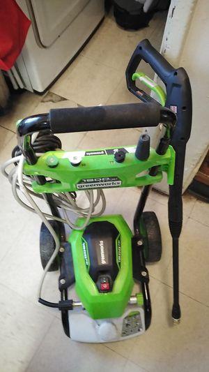 Greenworks premium electric pressure washer for Sale in Lynwood, CA
