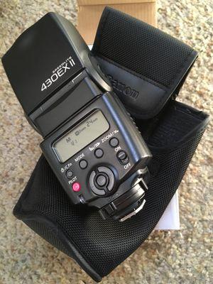 Canon Speedlite 430 EX ii for Sale in Philadelphia, PA