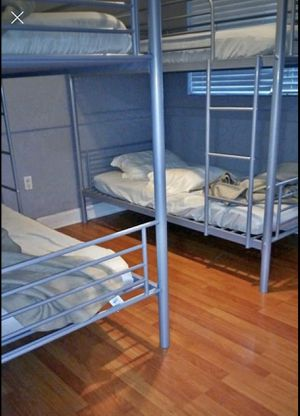 Bunk beds 2 for 500 for Sale in Hialeah, FL