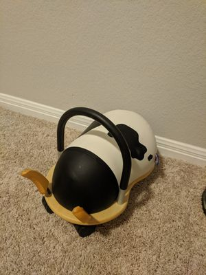 Wheely Bug Cow, Small for Sale in Pflugerville, TX
