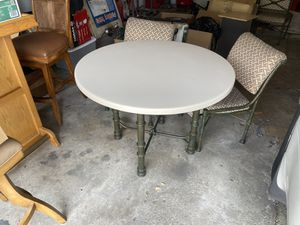Kitchen Table with Chairs for Sale in Denver, CO