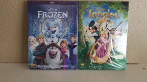 Walt Disney's 4 DVD Bundle for Sale in Tacoma, WA