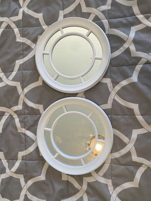 Two circular wall mirrors for Sale in Coral Gables, FL