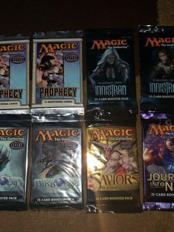 MTG Variety Of Packs for Sale in Portland,  OR