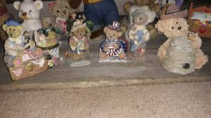 COLLECTORS 16 PC BEAR LOT for Sale in Newton, KS
