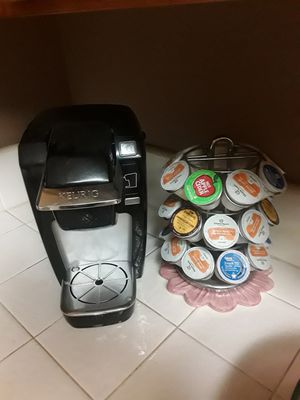 Keurig coffee maker like new for Sale in Modesto, CA