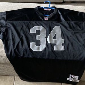 Bo Jackson Raider Jersey for Sale in Tucson, AZ