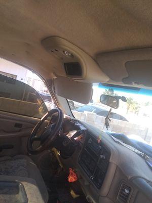 01-06 gmc interior parts for Sale in Mesa, AZ