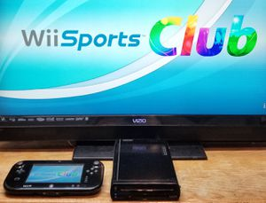 Nintendo Wii U Deluxe 32GB Console! for Sale in Fresno, CA