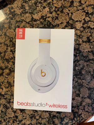 Brand New! Beats studio 3 wireless headphones for Sale in Fort Lauderdale, FL