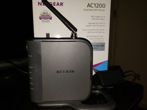Belkin Wireless Router for Sale in Murfreesboro, TN