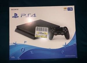 SHIPPING ONLY PS4 With an extra controller Both brand new for Sale in New York, NY