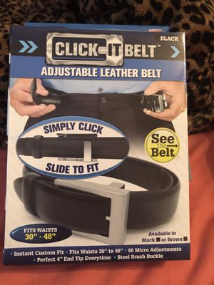 New Click belt for Sale in Greensboro, NC