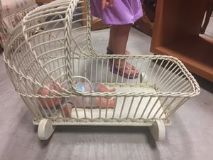 Antique doll crib for Sale in Bel Air, MD