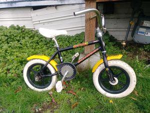 Old school Schwinn tiger kid's bike for Sale in Kent, WA