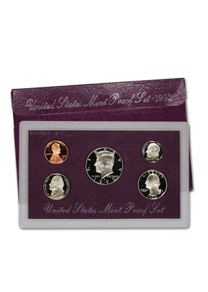Used, 1992-S US Mint Proof Set for Sale for sale  New York, NY