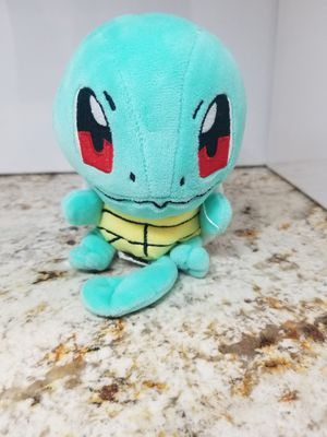 Pokemon Plushie Squirtle for Sale in Ceres, CA