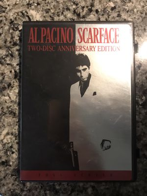 Scarface Anniversary sedition DVD for Sale in Sebring, FL