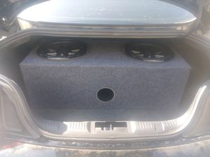 Car audio stereo & custom builds. We installs. for Sale in Winton, CA
