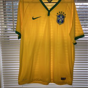 Brasil authentic Soccer Jersey for Sale in Jacksonville, FL