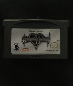 Game boy kingdom hearts for Sale in La Mesa, CA