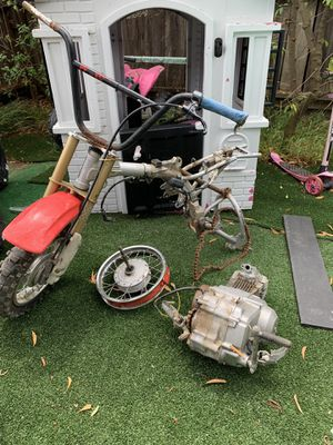 02 Honda 50 frame and motor for Sale in Martinez, CA