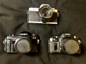 Vintage camera for Sale in Evanston, IL
