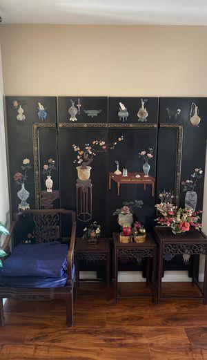 Antique furniture (rose wood) for Sale in Henderson, NV