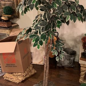 Fake Planter With Pot for Sale in Scottsdale, AZ