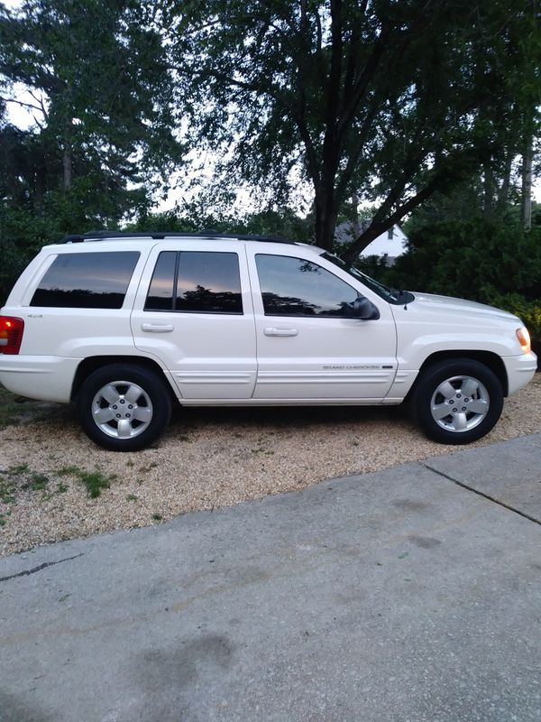2001 Jeep Grand Cherokee Limited..Clean PA title.1 OWNER..$2300 Firm