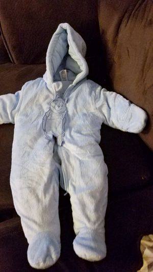 Baby boy snow suit for Sale in Silver Spring, MD