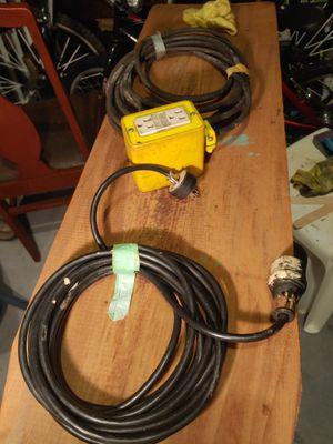 210 extension cords for Sale in Bradenton, FL
