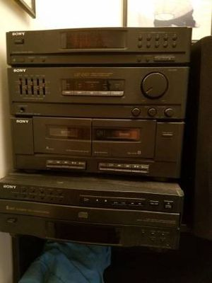Sony stereo for Sale in Long Beach, CA